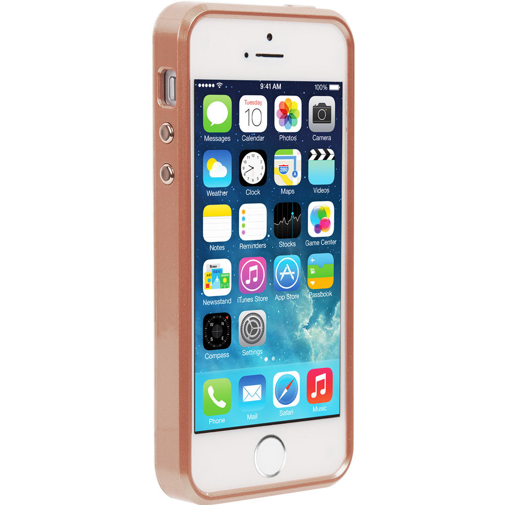 CaseMate Brilliance Case for iPhone SE/5s/5 - Rose Gold Australia Stock
