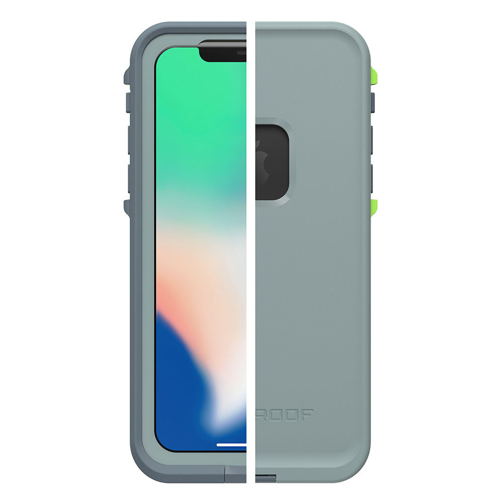 right left side from lifeproof fre waterproof case for iphone x  Australia Stock