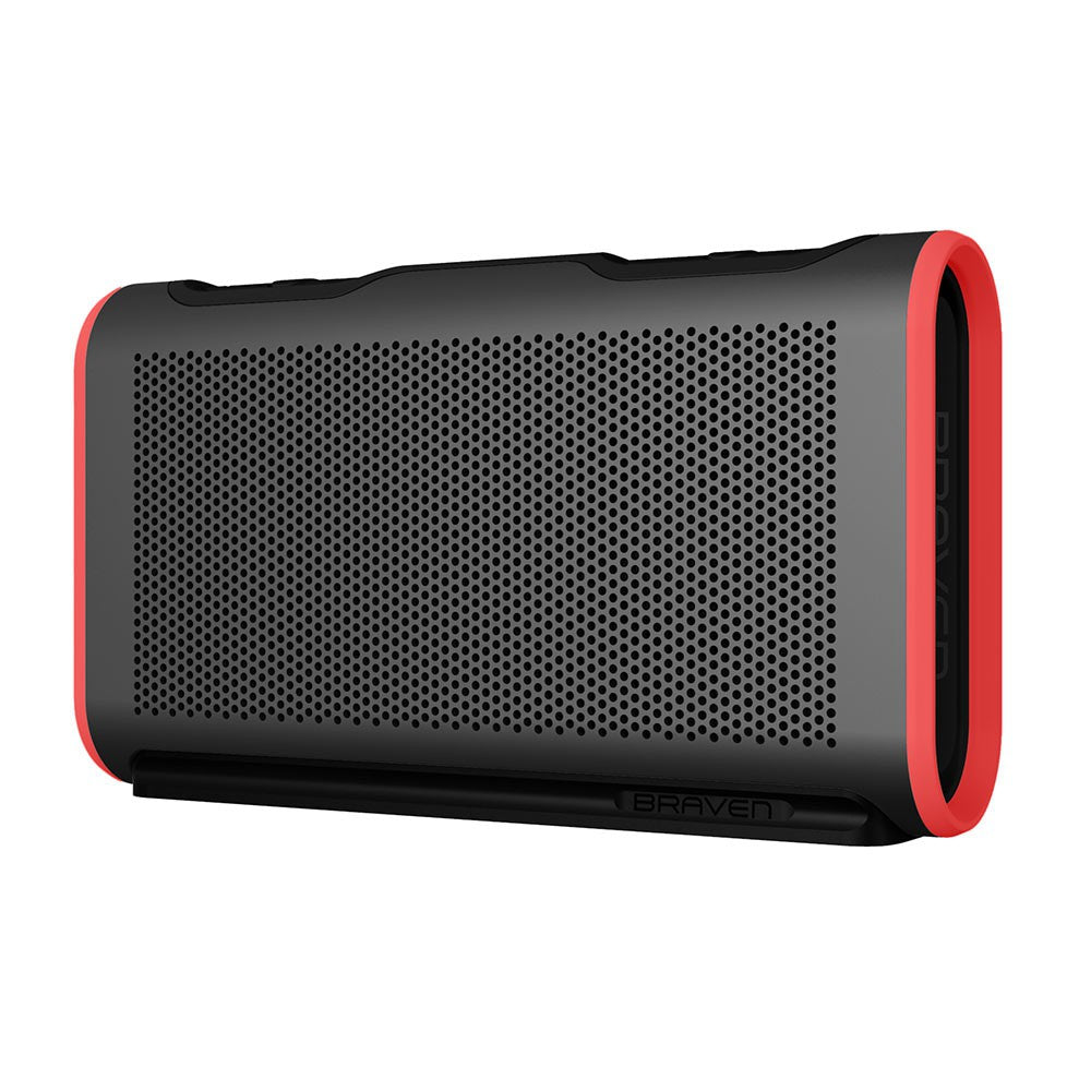 Shop Australia stock BRAVEN STRYDE PORTABLE BLUETOOTH WATERPROOF SPEAKER - GREY/RED with free shipping online. Shop BRAVEN collections with afterpay Australia Stock