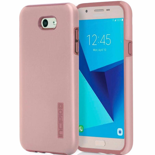 Best deals and price to shop and buy calm, sweet, and simple tough cases from Incipio Dualpro Protective Case For Galaxy J7 (2017)/J7 Pro/J7 Prime - Rose Gold. Free express shipping Australia wide from authorized distributor and official trusted online store Syntricate.