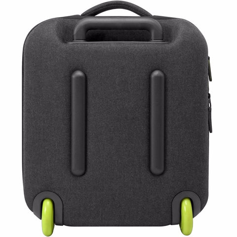 Incase EO Travel Rolling Brief Carry-on Suitcase Bag - Black