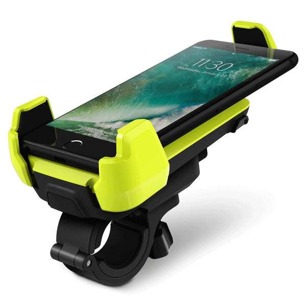 IOTTIE ACTIVE EDGE BIKE & BAR MOUNT FOR IPHONE / SMARTPHONE - GREEN