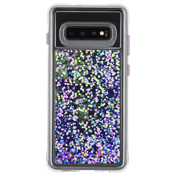 protect your new SAMSUNG GALAXY S10 with new casemate glitter case & show the woman in you