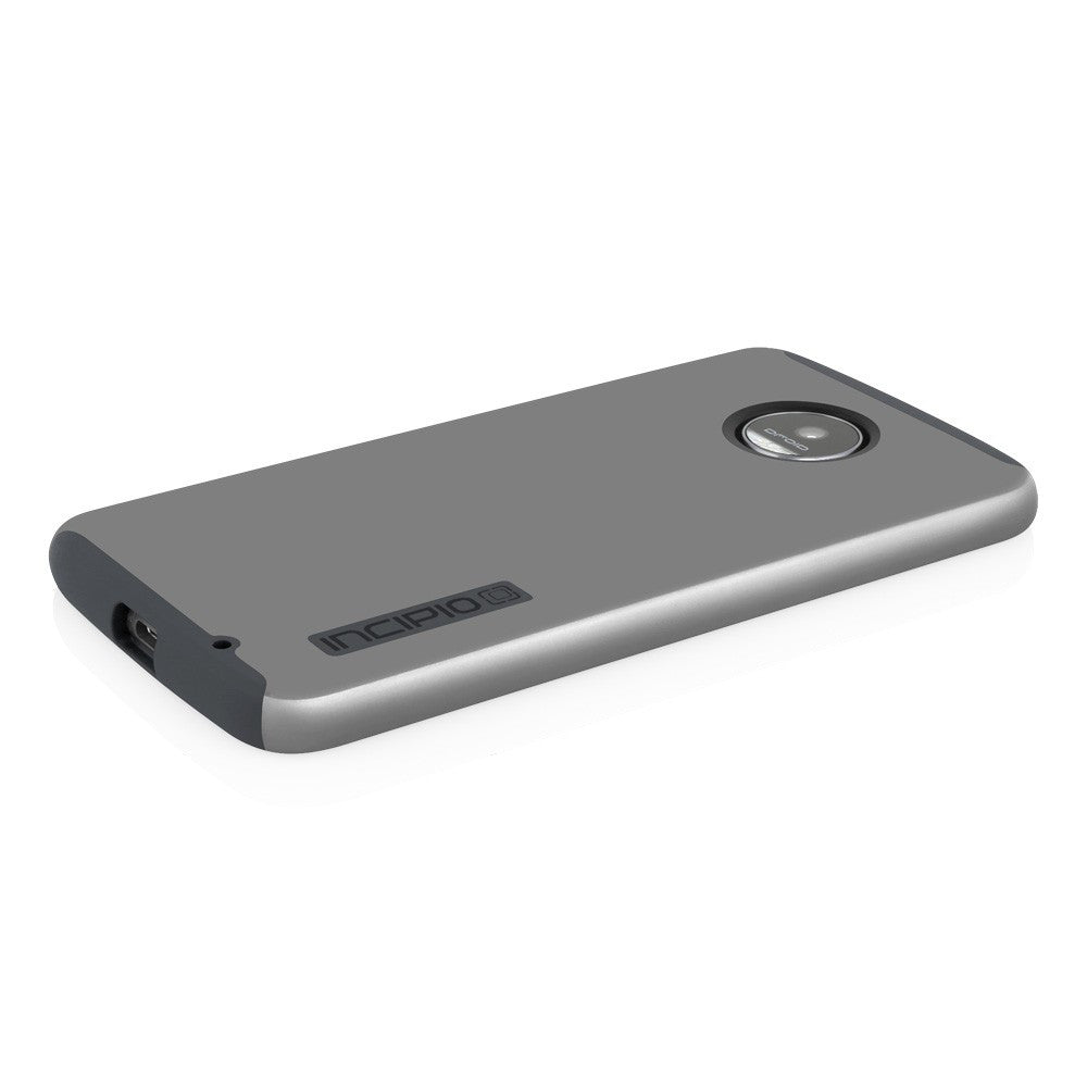 Shop Australia stock Incipio DualPro Rugged Case for Motorola Moto Z  - Grey with free shipping online. Shop Incipio collections with afterpay Australia Stock