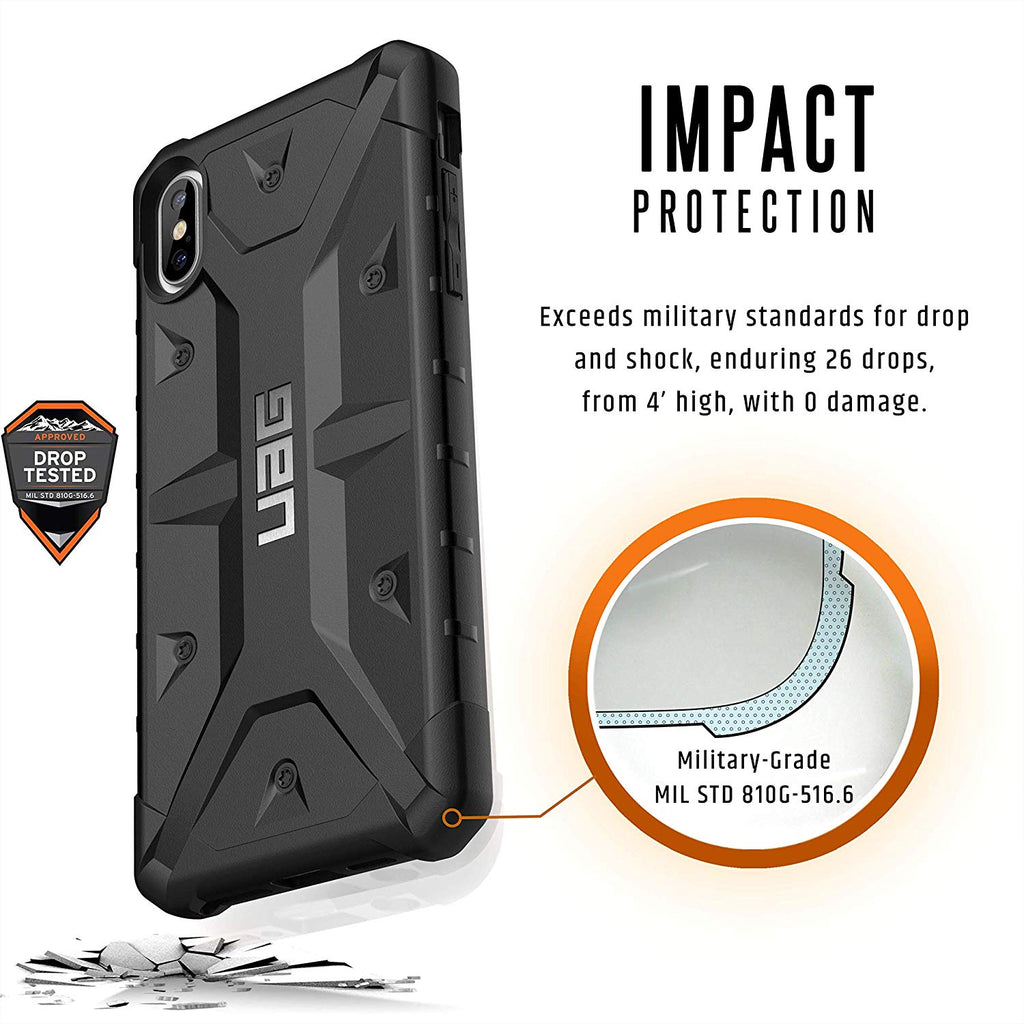 Shop Australia stock UAG PATHFINDER RUGGED ARMOR SHELL CASE FOR IPHONE XS MAX - BLACK with free shipping online. Shop UAG collections with afterpay Australia Stock