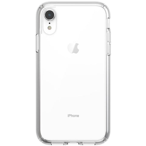 show your new iPhone XR design with new Clear case from speck Australia $49.95