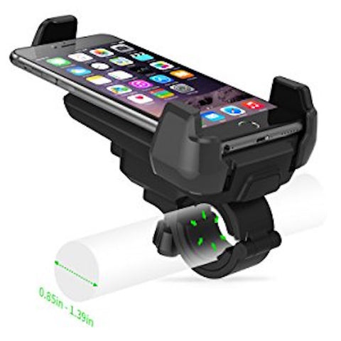 adjustable bike holder iottie australia for iphone samsung and go pro