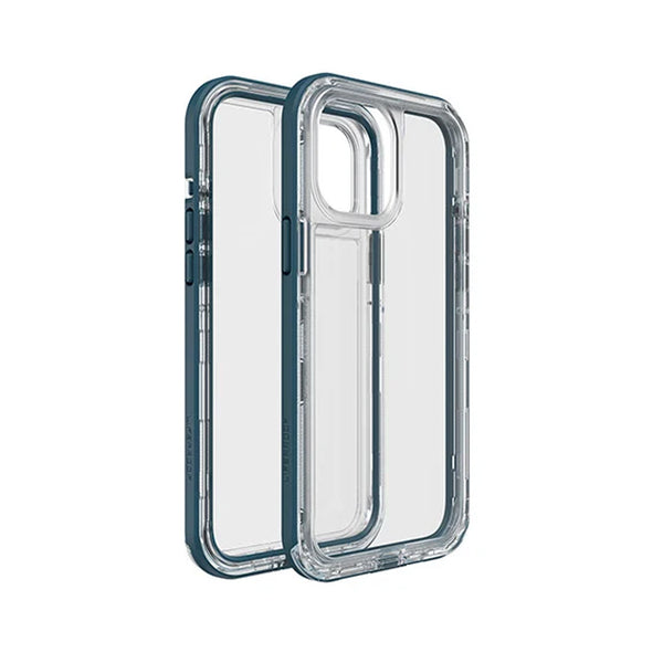 Clear thick solid drop proof case for iphone 12 mini. The most amazing clear case available in australia in terms of protection for your iphone 12 mini. Stay amazing with blue bumper edges with maximum protection