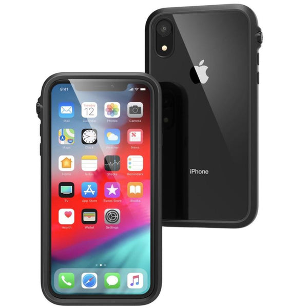 iphone xr black case impact protection from catalyst. get the last australia stock online at syntricate.