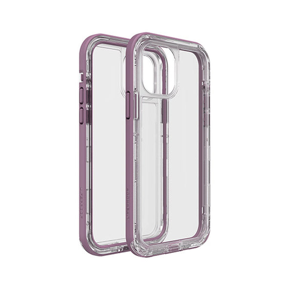 purple clear the coolest and strongest case for iphone 12 and 12 pro from lifeproof. Drop protection and still maintain the clear design. Shop online now with free express shipping