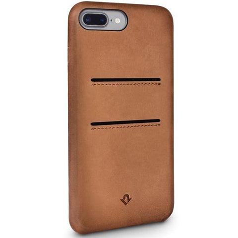 Shop Australia stock Twelve South Relaxed Leather Card Pockets Case for iPhone 8 Plus/7 Plus /6s Plus - Cognac with free shipping online. Shop Twelve South collections with afterpay