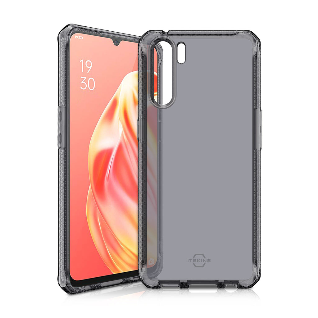 oppo a91 clear case rubber silicone rugged case. shop online with free shipping australia wide Australia Stock