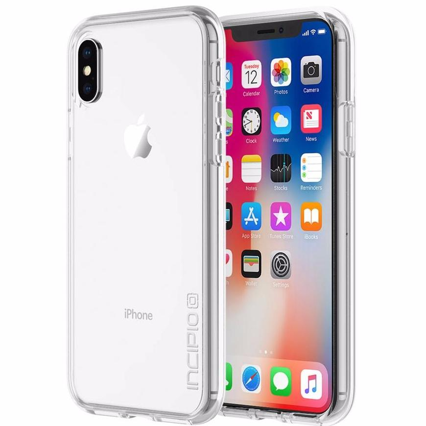 Buy genuine see through Incipio Octane Pure Translucent Co-Molded Case For iPhone XS & iPhone X - Clear. Authorized distributor offer free shipping Australia Express. Australia Stock