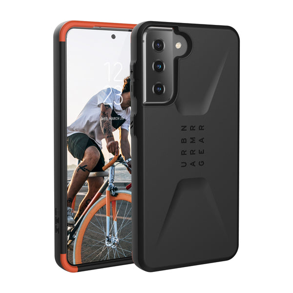 Buy new case from UAG with modern design and high technology to protect your new Galaxy S21 Plus 5G. Now comes with free shipping.