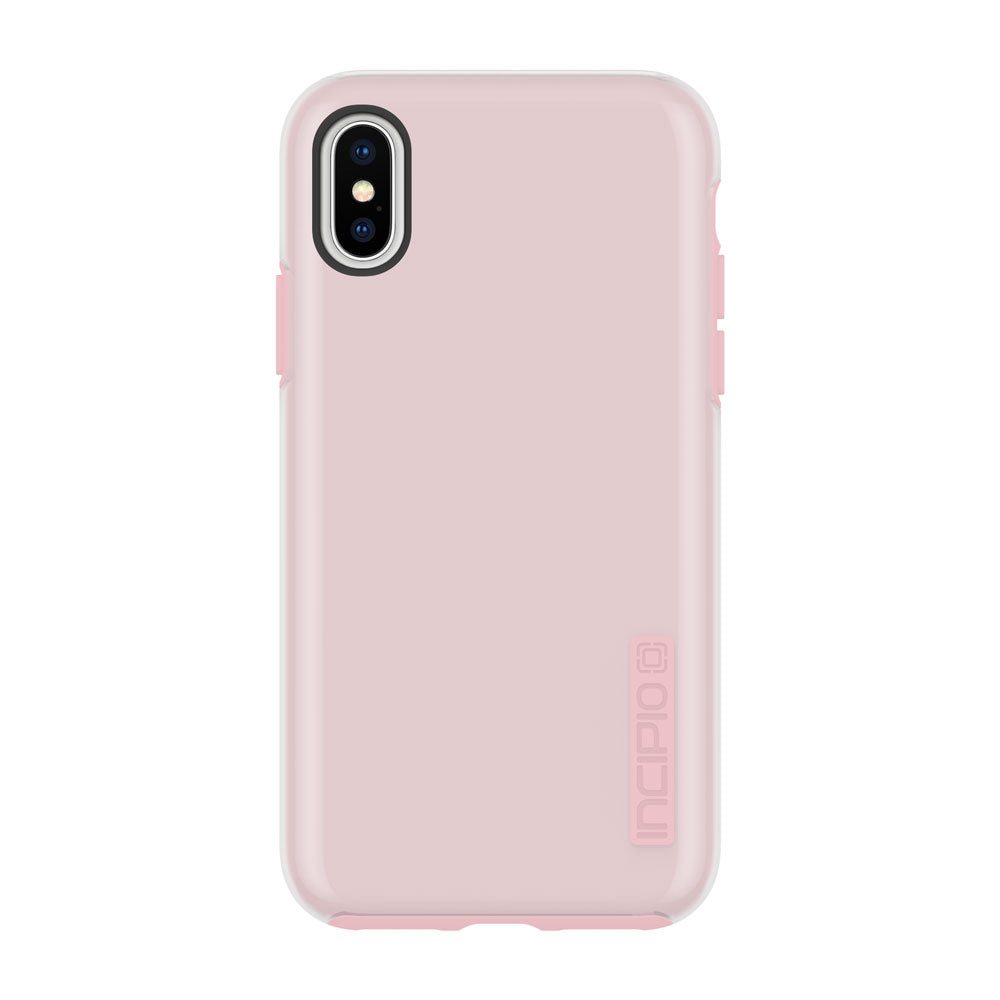 back view incipio dual pro for iphone x & iphone XS australia pink Australia Stock