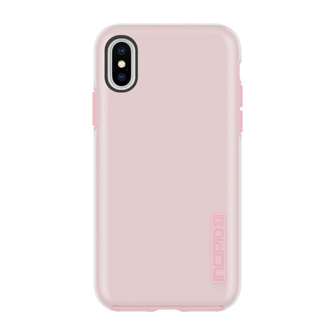 back view incipio dual pro for iphone x & iphone XS australia pink
