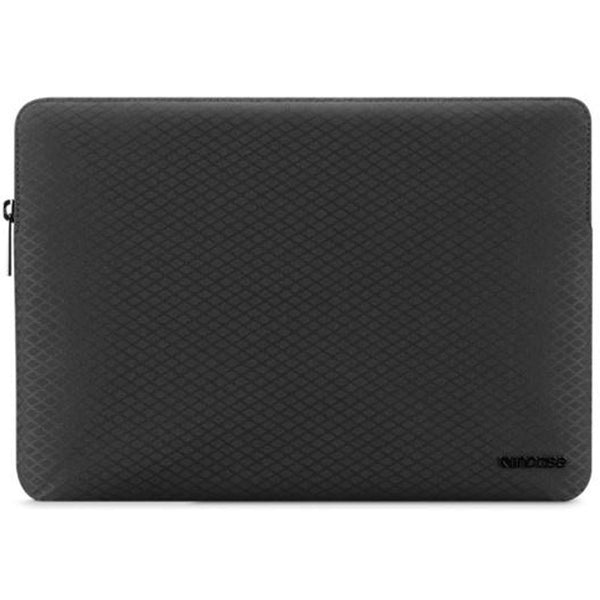 c3c77b83032 buy genuine incase ecoya slim sleeve with diamond ripstop for macbook pro  13 inch - black ...
