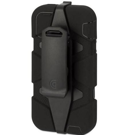 Shop Australia stock GRIFFIN SURVIVOR ALL-TERRAIN RUGGED CASE  FOR IPHONE SE/5S/5 - BLACK with free shipping online. Shop GRIFFIN collections with afterpay Australia Stock