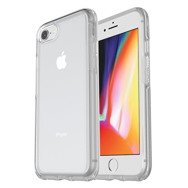 clear case for iphone se 2020 from otterbox australia. order now and get free shipping