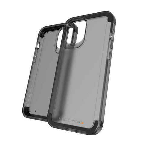 "Get the latest iPhone 12 Pro/12 (6.1"") GEAR4 Wembley Palette D30 Rugged Slim Case - Smoke Australia authentic from authorised reseller with afterpay & return policy."