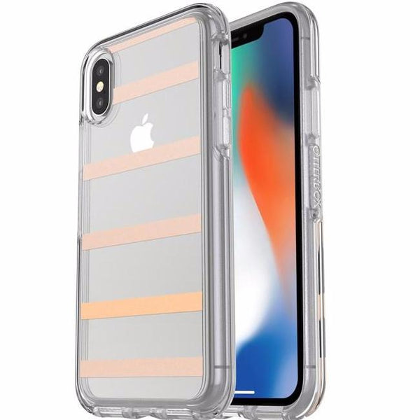 Where place to shop and buy genuine and original Otterbox Symmetry Clear Slim Case For Iphone X - Inside The Lines. Authorized distributor with the best deals and prices offer free express shipping Australia wide on Syntricate.