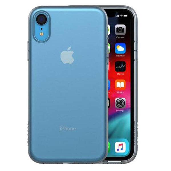 clear case for iphone xr from incase with durable shell. shop at syntricate australia.