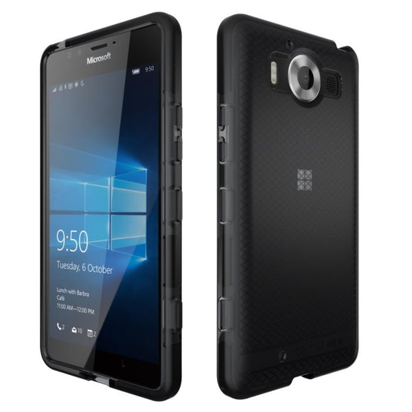 Buy Tech21 australia Evo Check Case for Microsoft Lumia 950 Smokey T21-4517