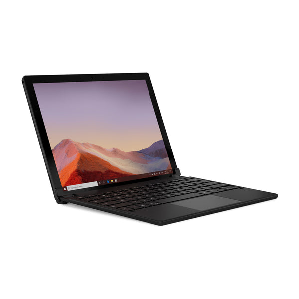BRYDGE 12.3 Pro+ Wireless Keyboard with Touchpad For Surface Pro 7+/7/6/5/4 - Black