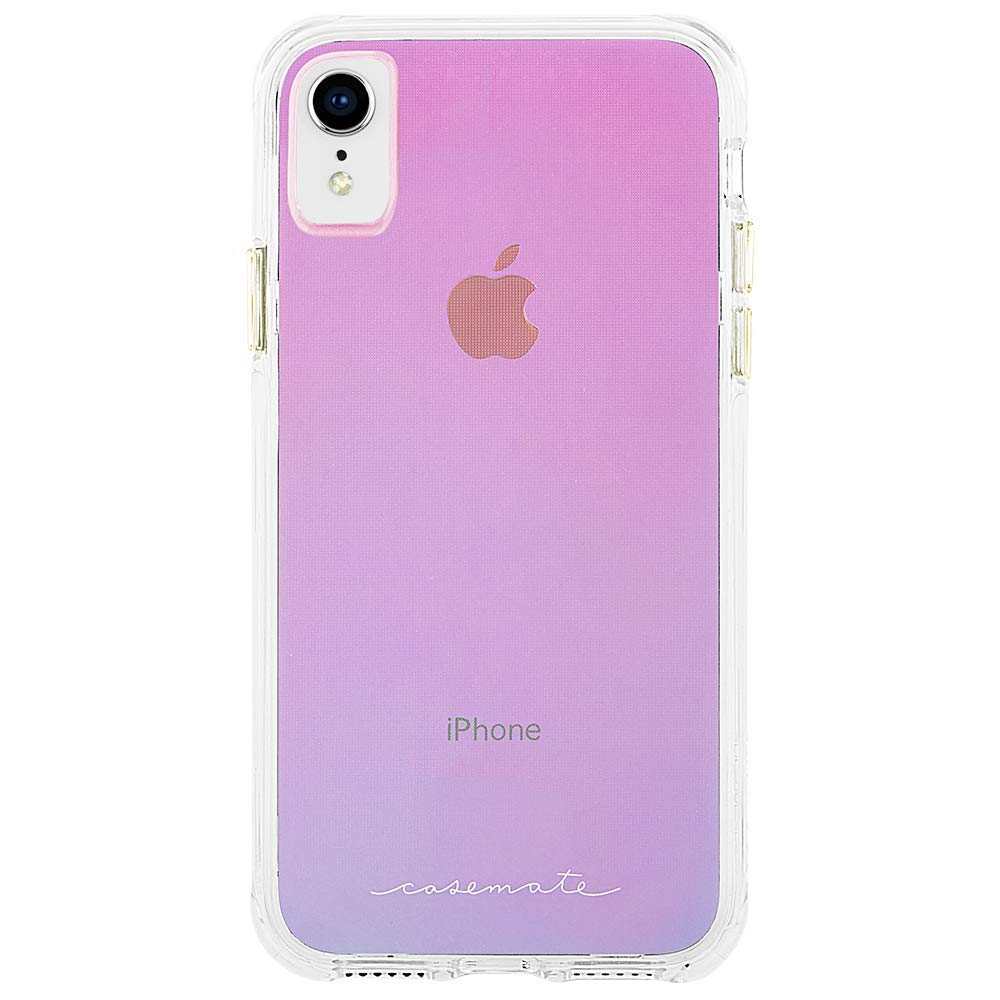 the latest f3e83 3d4c7 CASEMATE TOUGH STREET CASE FOR IPHONE XR - IRIDESCENT