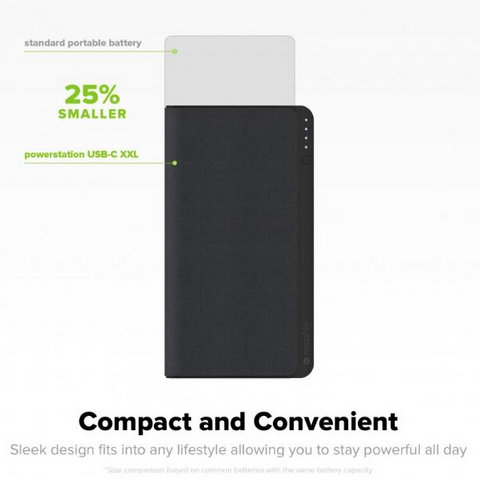 Shop Australia stock MOPHIE POWERSTATION USB-C XXL UNIVERSAL EXTERNAL BATTERY (19,500-MAh) with free shipping online. Shop Mophie collections with afterpay