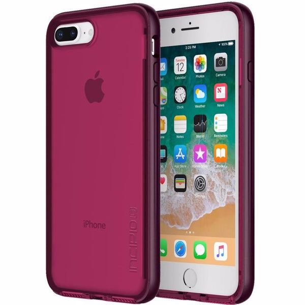 Best deals and prices offers place to shop and buy genuine and original Incipio See Through Transparent Octane Lux Metallic Accented Bumpers Case For Iphone 8 Plus/7 Plus - Merlot. Free express shipping Australia wide only on Syntricate, authorized distributor and trusted online store since 2012.