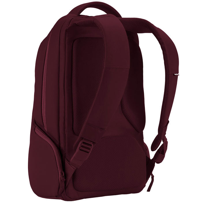 the best online store to order incase icon slim backpack bag for macbook deep red colour tab, ipad, tablet, notebook, laptop, netbook Australia Stock