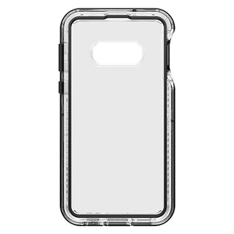 samsung galaxy s10e clear case from lifeproof