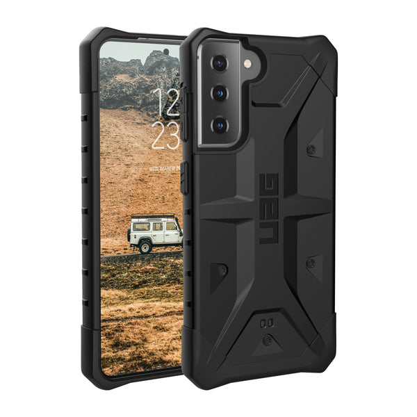 Galaxy S21 5G 2021 rugged case from UAG comes with free express Australia shipping & local warranty, shop online at syntricate and enjoy afterpay payment with interest free.