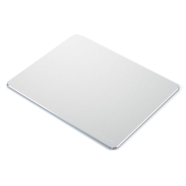 Buy ALUMINIUM MOUSE PAD WITH NON-SLIP RUBBER BASE from SATECHI with free shipping Australia wide