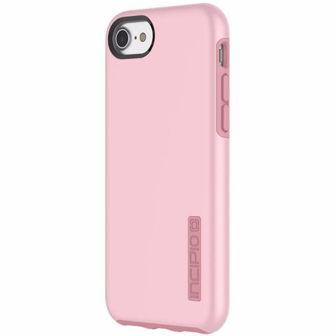 Shop Australia stock Incipio DualPro shock-absorbing Plextonium Case for iPhone 8/7/6s/6 - ROSE QUARTZ with free shipping online. Shop Incipio collections with afterpay