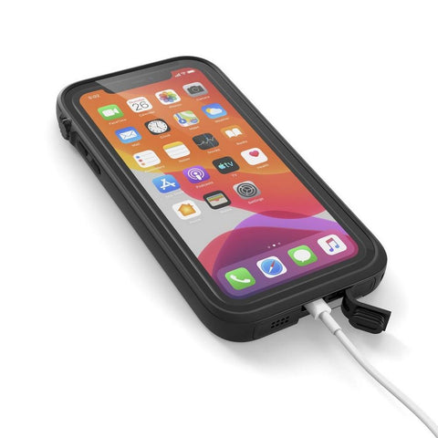 "Shop Australia stock Catalyst Waterproof Case For iPhone 11 (6.1"") - Stealth Black with free shipping online. Shop Catalyst collections with afterpay"