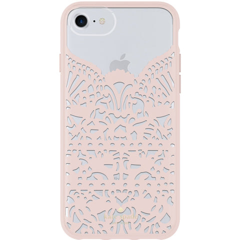 Shop Australia stock KATE SPADE NEW YORK LACE CAGE CASE FOR IPHONE 8/7/6S - LACE HUMMINGBIRD BLUSH AND CLEAR with free shipping online. Shop Kate Spade New York collections with afterpay