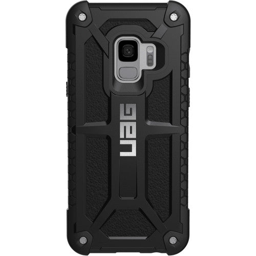 Back View UAG Monarch Alloy and leather for Galaxy S9 Australia Stock