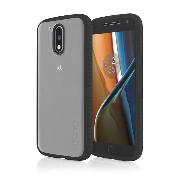 Shop Australia stock Incipio Octane Rigid Case for Moto g4/g4 Plus - Frost/Black with free shipping online. Shop Incipio collections with afterpay