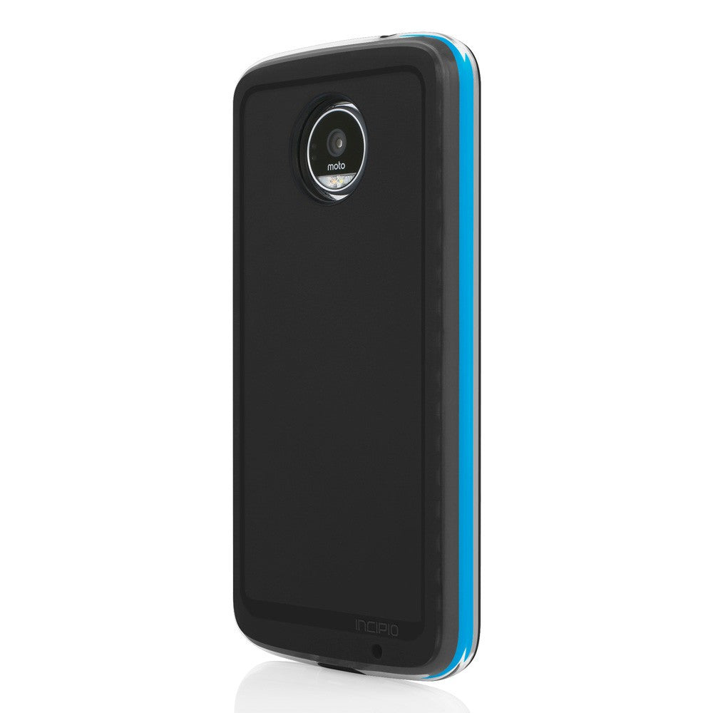 Shop Australia stock Incipio Performance Rugged Case for Motorola Moto Z - Black/Cyan with free shipping online. Shop Incipio collections with afterpay Australia Stock