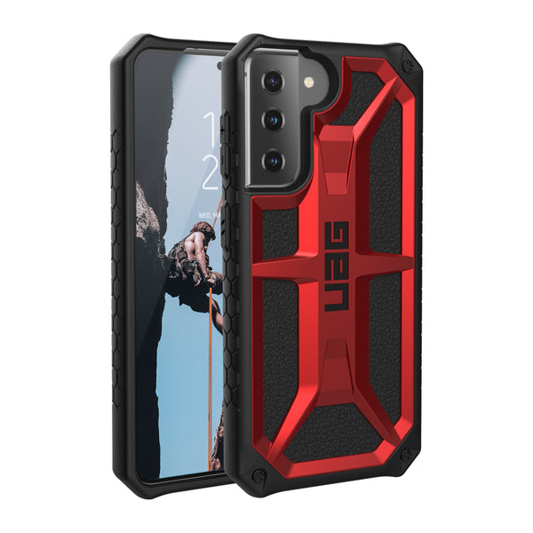 Buy new leather case from UAG with top material premium to protect your new Galaxy S21 5G, shop online at syntricate and enjoy afterpay payment.