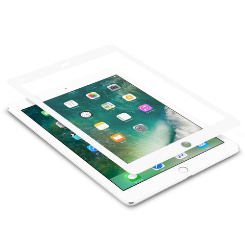 MOSHI iVISOR AG ANTI-GLARE SCREEN GUARD FOR iPAD 9.7 INCH (6TH/5TH GEN) - WHITE