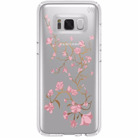 Shop Australia stock SPECK PRESIDIO IMPACTIUM CLEAR + PRINT CASE FOR GALAXY S8 - BLOSSOMS with free shipping online. Shop Speck collections with afterpay