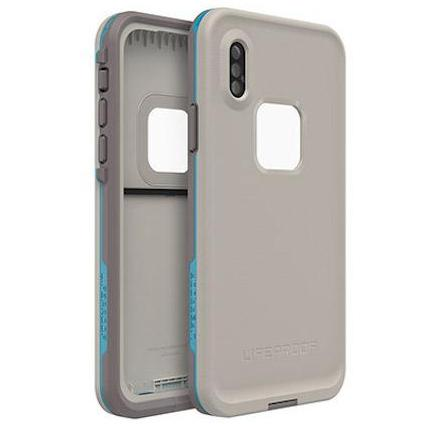 back front view from fre case for iphone xs Australia Stock