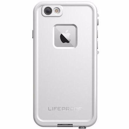 Genuine, authentic, and original LifeProof Fre WaterProof case for iPhone 6S/6 - White.