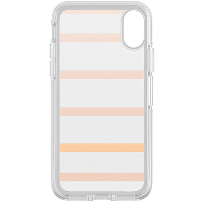 Shop Australia stock OTTERBOX SYMMETRY CLEAR SLIM TRANSPARENT GRAPHIC PRINTED CASE FOR IPHONE XS/X - INSIDE THE LINES with free shipping online. Shop OtterBox collections with afterpay Australia Stock