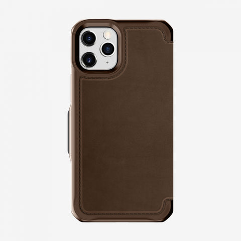 Buy new folio case handcrafted style leather and premium protection for iPhone 12 pro/12. Shop online at syntricate and enjoy afterpay payment with interest free.