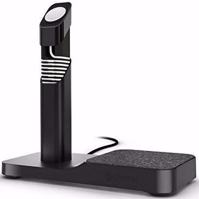 Griffin WatchStand Powered All in One Charging Station for Apple Watch and iPhone