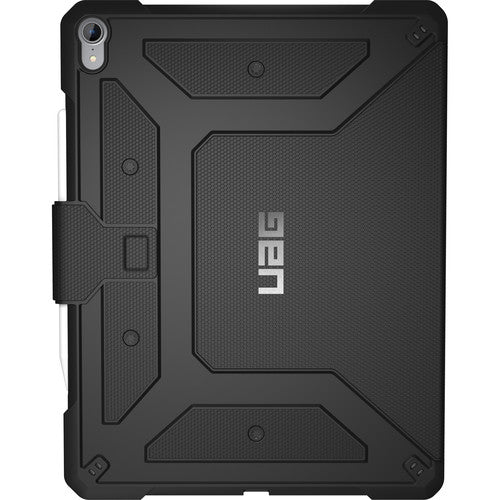 Shop Australia stock UAG METROPOLIS RUGGED FOLIO CASE FOR IPAD PRO 12.9-INCH (3RD GEN/2018) - BLACK with free shipping online. Shop UAG collections with afterpay Australia Stock